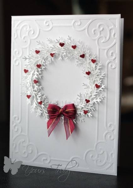 Pinterest Embossed Handmade Cards 2015 Personal Blog