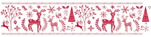 Our Favourite Surface Pattern Designs for Christmas 2012