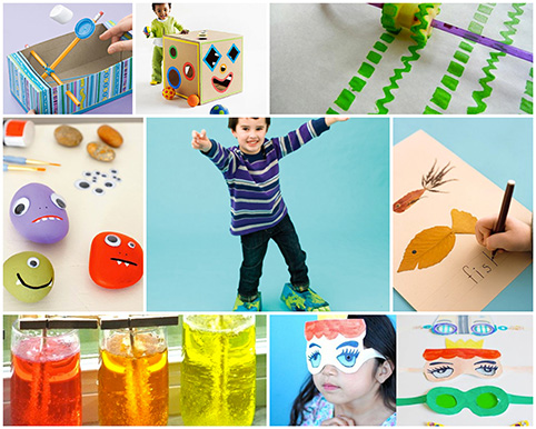 Easy Craft Activities for Children
