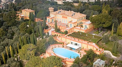 villa-la-leopolda france expensive homes