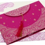 Wedding-invitation card designing