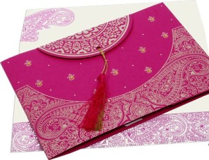 Things Your Wedding Invitation Card Says about You