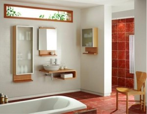 Design Tips for Awkward Bathroom Spaces