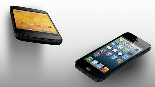 iPhone 5 vs. Nexus 4