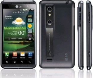LG Optimus 3D – The World's First 3D Smartphone