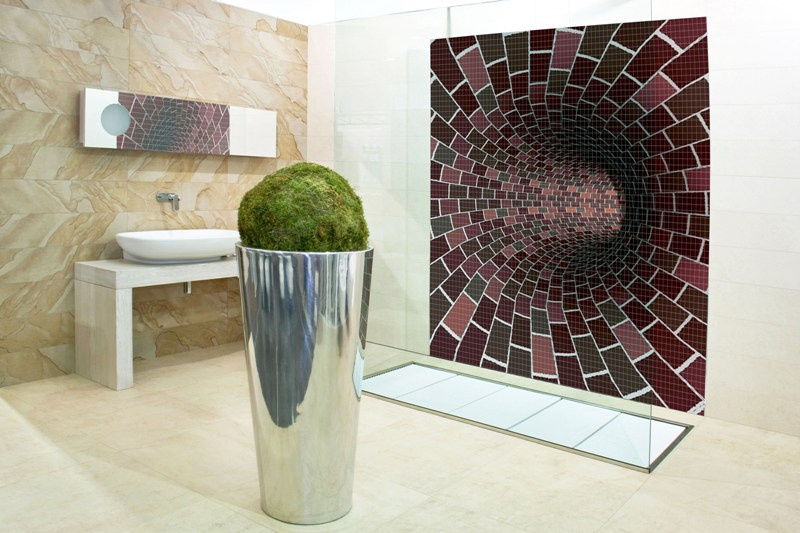 Wall Mosaic Designs : Good Reasons for Using Mosaic Tiles in Home Décor