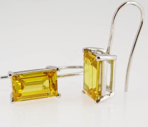 yellow stone jewelry