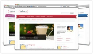 Delicacy Food Blog WordPress Theme