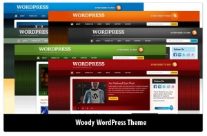 Woody WordPress Theme
