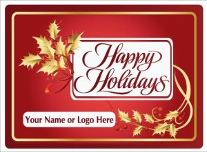 Creating Custom Holiday Cards Using Stock Photography & Images
