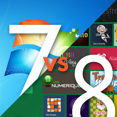Windows7vs8