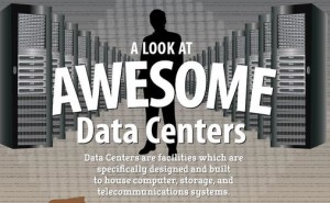 Awesome Data Centers And The Tech Company's That Use Them [Infographic]