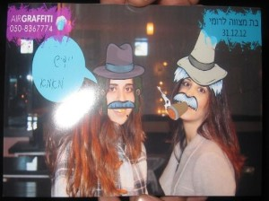 Virtual Graffiti Photo Booth; Useful Technology with Amazing Features