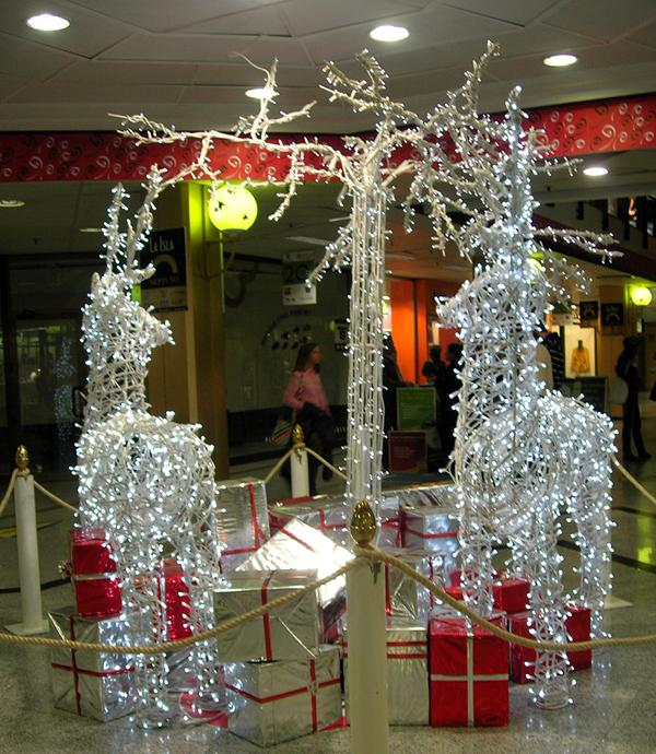 Fantastic Ideas For Using Rope Lights For Christmas Decoration Designer Mag