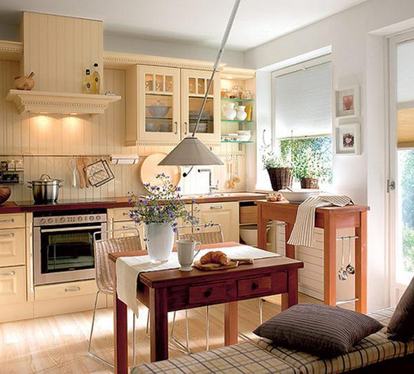 Kitchen Design Tips For The Summer