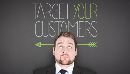 target-your-customers with ppc