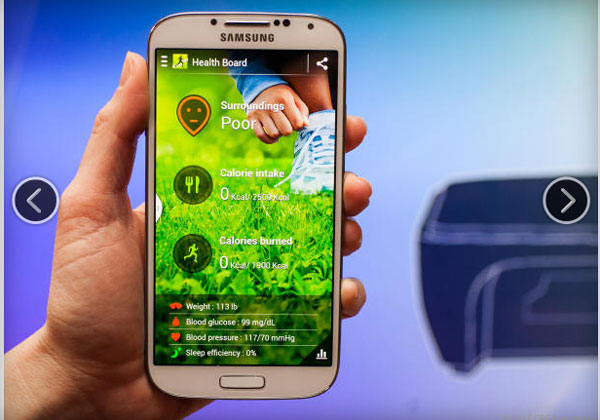 Galaxy S4 review