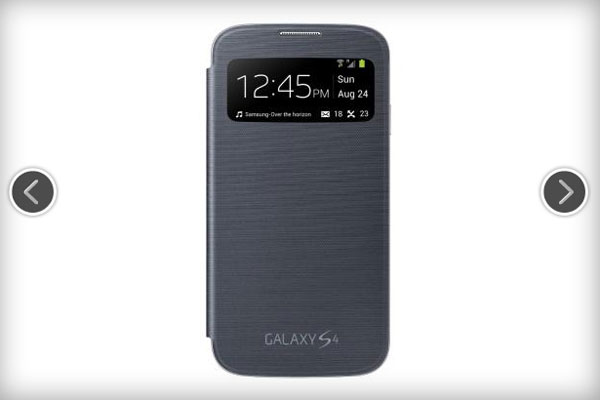 Samsung S-View Flip Cover Folio