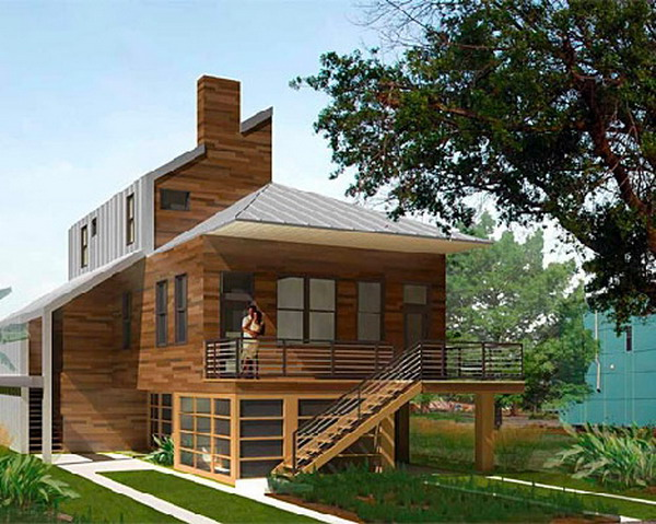 Sustainable-Home Design