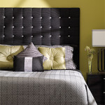 fabric chic headboard