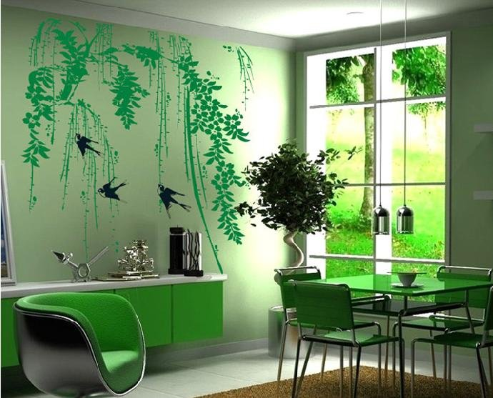 Decorate your home with modern wall art prints designer mag Decorating walls with posters