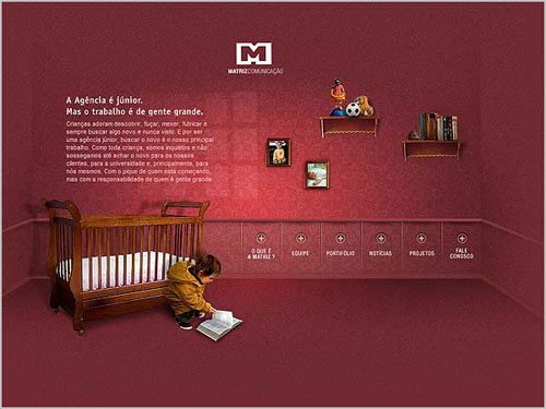 Matriz - Beautiful Blog Designs
