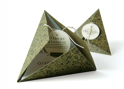 ARCADIA organic tea - Creative Package Designs