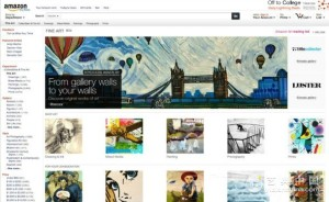 Amazon Art Gallery: How Amazon's New 'Fine Art' Section Could Change the Entire Art Market