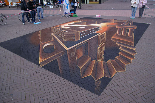 Beautiful 3D Art Work