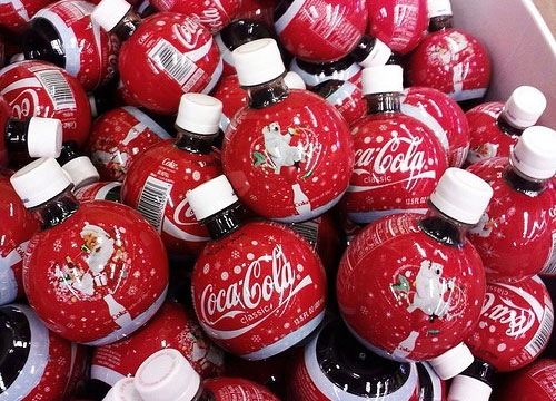 Coca-Cola Ornaments