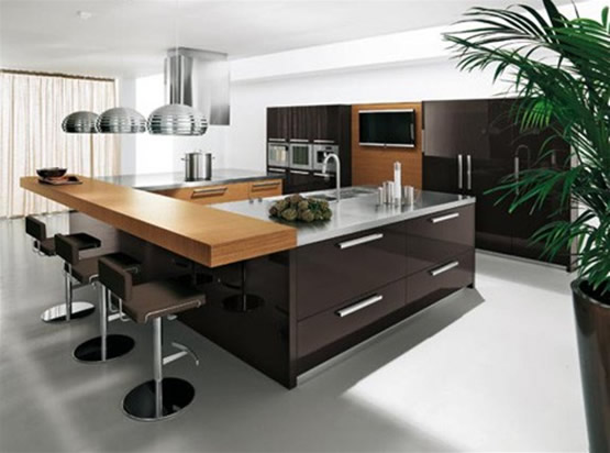 Create a Minimalistic Kitchen