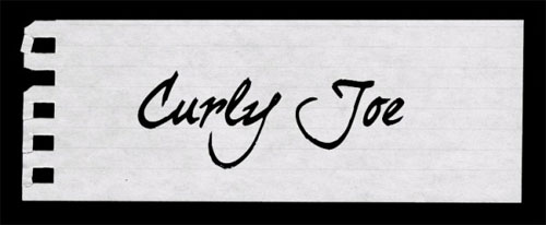 Curly-Joe - Hand Written Fonts