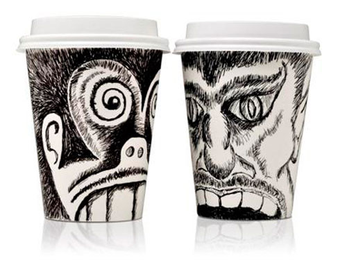 Face-Cups
