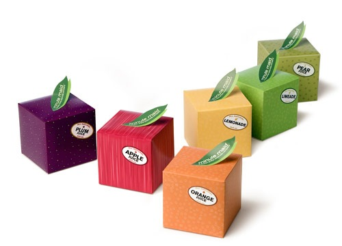 Fruit Juice Cartons