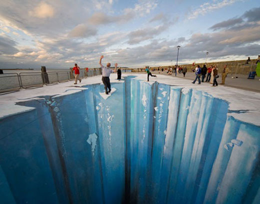 Metanamorph - 3D Street Paintings