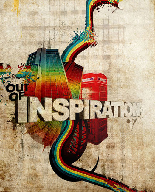Out of Inspiration