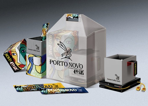 PORTO NOVO COFFEE PACKAGE