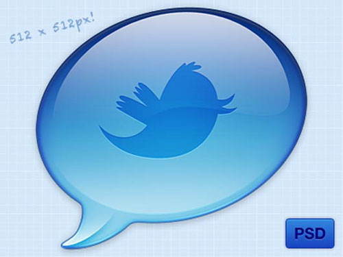 Twitter-Icon-PSD