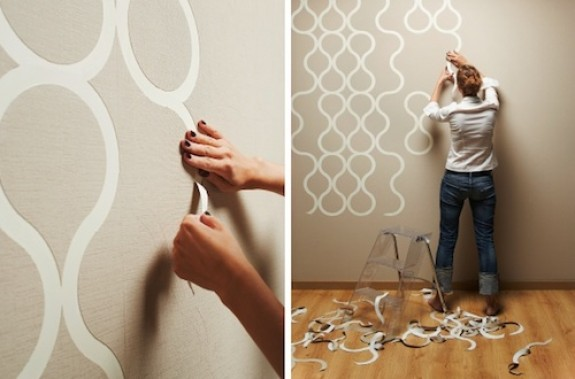 Decorating your new home on a budget mistakes to avoid for Cheap 3d wallpaper