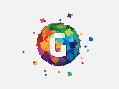 colorlogos05 - Cool and Colorful Logo Designs