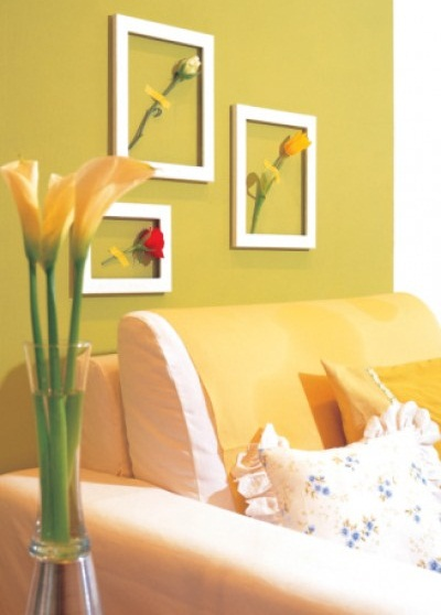 How to select art based on the room designer mag for Decoracion del hogar facil