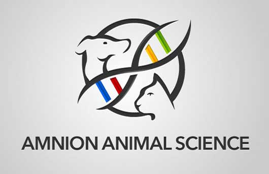 Amnion Animal Science - Inspiring Animal Logo Designs