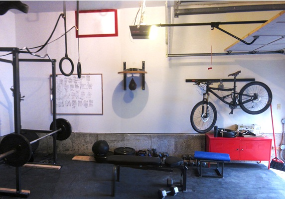 Creative Ways to Use Your Garage as gym