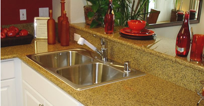 Genial Yellow Granite