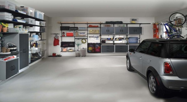 creative ways to use your garage