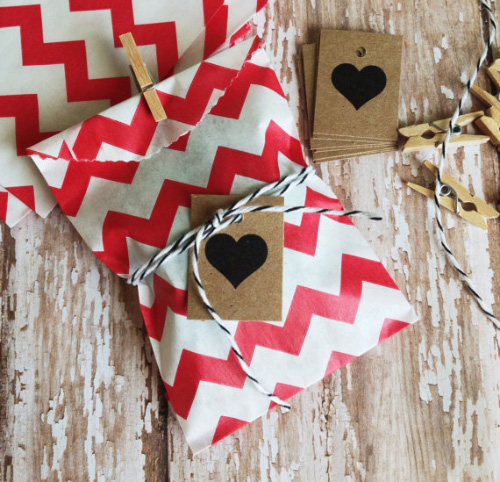 Bitty Bags - Creative Gift Wrapping Ideas