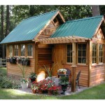 Design Ideas for Home Potting Shed