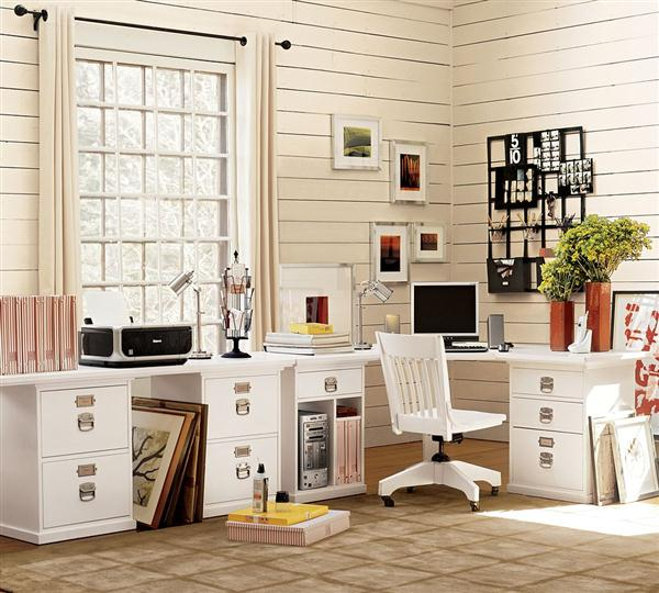 7 Ideas To Reorganize Home Office