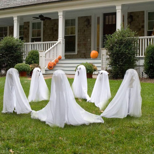 outdoor-Hallowen-dectroration - Halloween Decoration Ideas