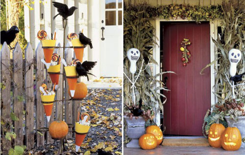 outdoor-Hallowen-deercoration
